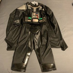 Toddler Darth Vader costume size 2
